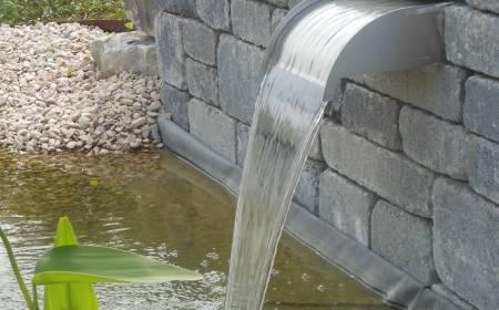 Bassins & Jeux d'eau